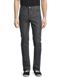 Robert Graham - Straight Borman Cotton Jeans - Lyst