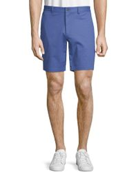 Slate & Stone - Novelty Ross Textured Shorts - Lyst