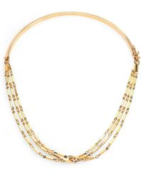 Eddie Borgo - Peaked Chain Necklace - Lyst