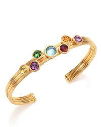 Marco Bicego - Jaipur Semiprecious 18k Gold Cuff - Lyst