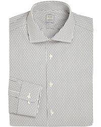 Ike Behar - Regular-fit Stripe Dress Shirt - Lyst