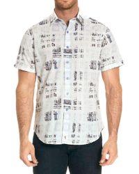 Robert Graham - Vega Button-down Shirt - Lyst