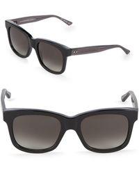 a4f0d070eac Christopher Kane - 53mm Wayfarer Sunglasses - Lyst. Persol - Po3149 Black  ...