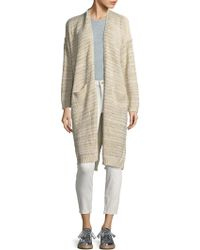 PPLA - Open Front Cardigan - Lyst