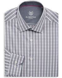 Bugatchi - Shaped-fit Dress Shirt - Lyst