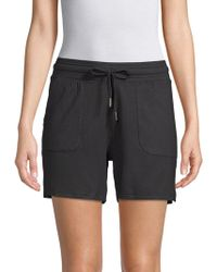 Gaiam - Warrior Drawstring Shorts - Lyst