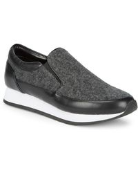 Donald J Pliner - Reese Slip-on Trainers - Lyst