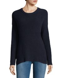 Philosophy By Republic - Ribbed Cotton Sweater - Lyst