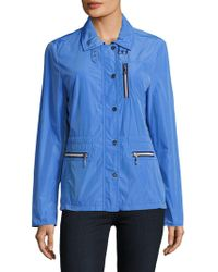 Basler - Long Sleeve Outdoor Jacket - Lyst