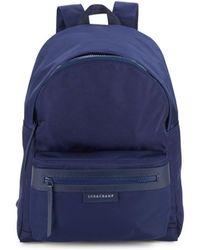 Longchamp - Signature Backpack - Lyst
