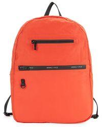 Kendall + Kylie Melissa Logo Backpack - Orange