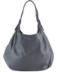 Giorgio Armani - Leather Hobo Bag - Lyst