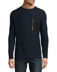 Antony Morato - Crewneck Sweater - Lyst