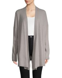 Saks Fifth Avenue - Open Front Cashmere Cardigan - Lyst