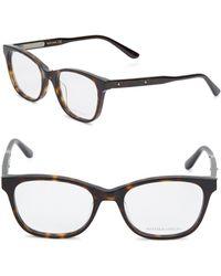 Bottega Veneta | 51mm, Cat Eye Optical Glasses | Lyst