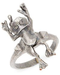 Valentino - Frog Statement Ring - Lyst