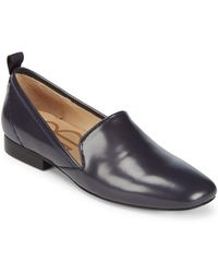 Bill Blass - Laverne Leather Loafers - Lyst