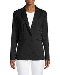Saks Fifth Avenue - Long & Lean Jacket - Lyst