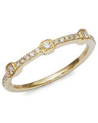 KC Designs - Diamond & 14k Yellow Gold Ring - Lyst