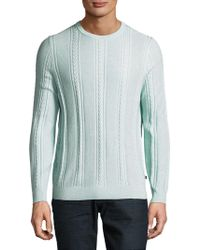 Tommy Bahama - Cable-knit Jumper - Lyst