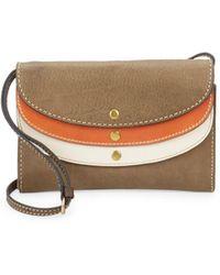 Frye - Adeline Leather Wallet - Lyst