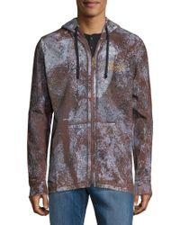 Robin's Jean - Full-zip Cotton Hoodie - Lyst