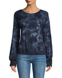 Sanctuary - Sia Tie-dye Cotton Pullover - Lyst
