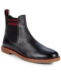Ben Sherman - Brent Leather Chelsea Boots - Lyst