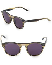 Smoke X Mirrors - Betty 48mm Round Sunglasses - Lyst