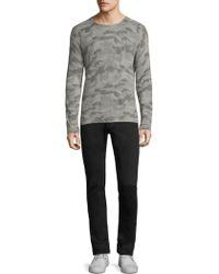 Strellson - Neel Cotton Blend Sweater - Lyst