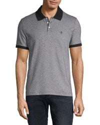 Original Penguin - Birdseye Short-sleeve Cotton Polo - Lyst