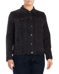 Vince Camuto - Denim Jacket - Lyst