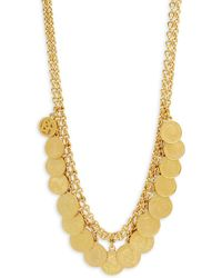Ben-Amun - Two-row Chain Necklace - Lyst