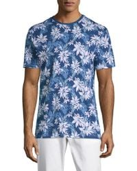 Slate & Stone - Floral-print Cotton Tee - Lyst