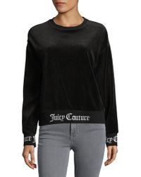 Juicy Couture - Knit Pullover - Lyst
