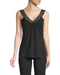 Mimi Holliday by Damaris - Embroidered Lace Camisole - Lyst