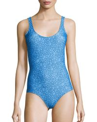 Cover - Pavimento One-piece Swimsuit - Lyst