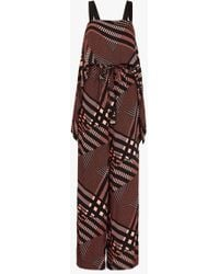 Sass & Bide - Systematic Somethings Jumpsuit - Lyst
