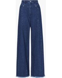 Sass & Bide - Unfinished Business Jean - Lyst