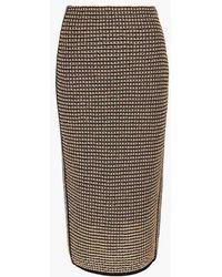 Sass & Bide - Mixed In Knit Skirt - Lyst
