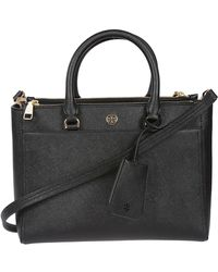Tory Burch - Robinson Small Double Zip Shoulder Bag - Lyst