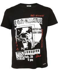 Valentino - Backstage Print T-shirt - Lyst
