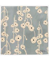 Saturdays NYC - Poppy Handkerchief - Lyst