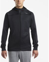Saucony - Life On The Run Hoodie - Lyst