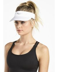 Saucony | Speed Run Visor | Lyst