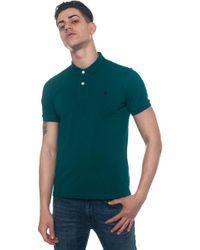 U.S. POLO ASSN. - Institutional Polo Polo Shirt In Cotton Piquet - Lyst