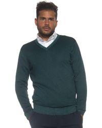 Kiton - V-neck Pullover - Lyst