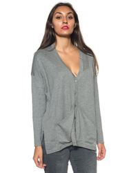 Pennyblack | Cardigan With Buttons | Lyst