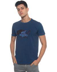 U.S. POLO ASSN. - Uspa 1890 Tee T-shirt - Lyst
