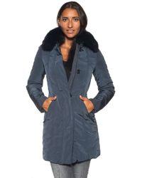 Peuterey - Metropolitan Gb Fur Coat - Lyst